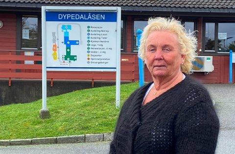 Wenche Wroldsen  sier at hun beundrer Geir Kvisten for at han har tatt på seg oppgaven som konsituert rådmann - uten å vite om han får jobben fast.