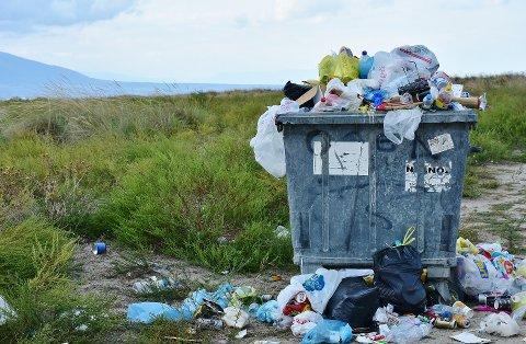 Andreas E. Eidsaa Jr., gruppeleder i KrF, er bekymret for plastforurensing, og foreslår å gjøre Gjesdal til landets første plastposefrie kommune.