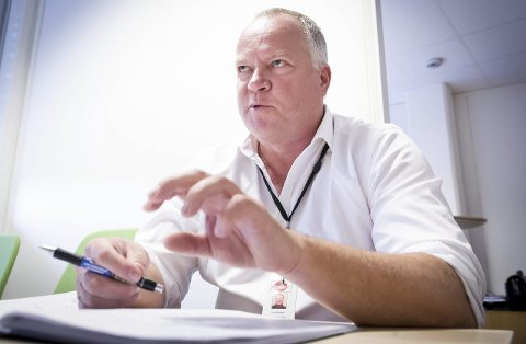 PILLEFRITT: – Pasientene må få informasjon og behandling som ikke inkluderer piller, mener Tom Østhagen, pasient- og brukerombud i Hedmark og Oppland.FOTO: JENS HAUGEN