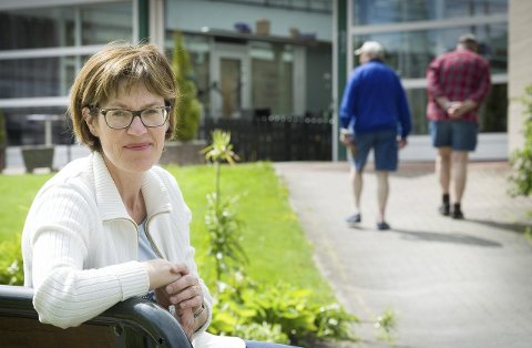 VIL PRIORITERE: Inger Noer ble lørdag gjenvalgt i Venstres landsstyre: – Moro å bli valgt inn sammen med så mange flinke folk, sier hun på sosiale medier.
