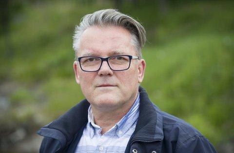 AVSTEMNING: – Vi hjelper flere i nærområdene, sier Johan Aas, førstekandidat for Kongsvinger Frp og leder i fylkeslaget. Han varsler forslag om folkeavstemning. Foto: Jens Haugen
