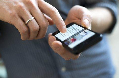 Lån: En hoffer får stadig meldinger per SMS at han har fått lånet innvilget. Uten å ha søkt.