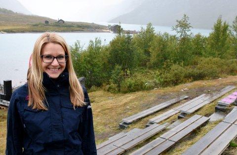 FESTIVALSJEF: Maritha Bjørnbeth.