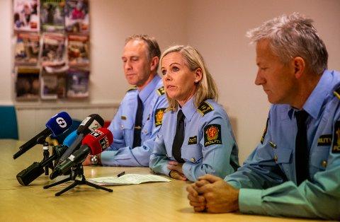 Politiadvokat Stine Rigmor Grimstad bekrefter at den siktede 16 åringen fra Vinstra ikke ønsket å forklare seg mandag.