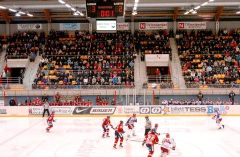Lillehammer IK har gjort en avtale med en leverandør om en ny og langt større kube skal monteres før kommende sesong starter opp.