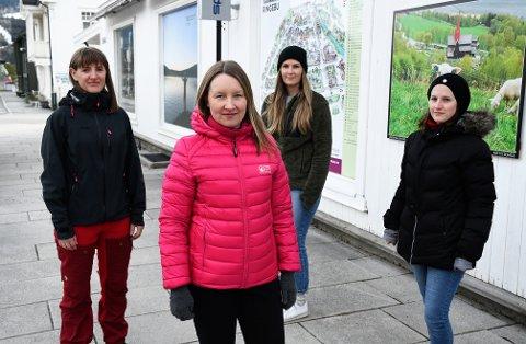 Lene Granlien (28), Therese Klaussen (29), Mette Karoline Pettersen (31) og Silje Langseth (32) engasjerte seg for barnehagesaken i vår. Det ga uttelling.