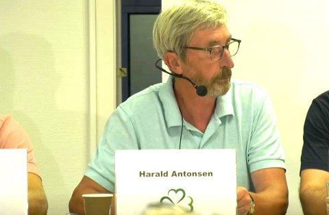 HÅPER: Signaler fra statsråden gir Harald Antonsen (Sp) håp om ny mulighet til innflytelse.