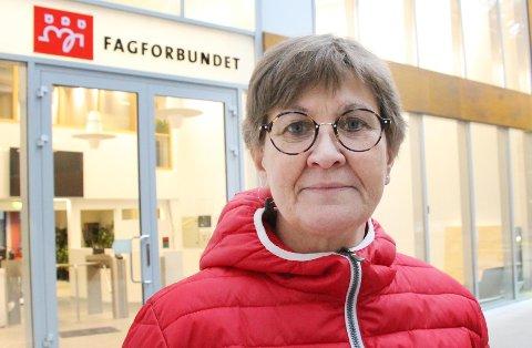 """FORBUNDSLEDER: Verken forbundsleder Mette Nord eller noen andre i ledelsen av Norges største fagorganisasjon – Fagforbundet – vil kommentere «Oppland-saken""""."""