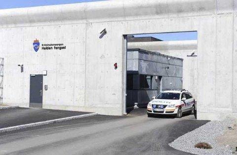 FIKK ERSTATNING: Fengselansatt i Halden fikk forlik mot Staten etter lønnskonflikt.