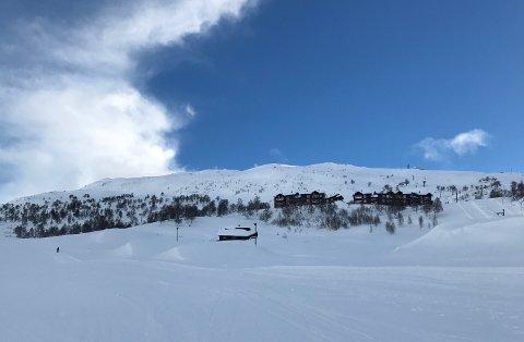 Snørikt også ved Haukelifjell skisenter torsdag.