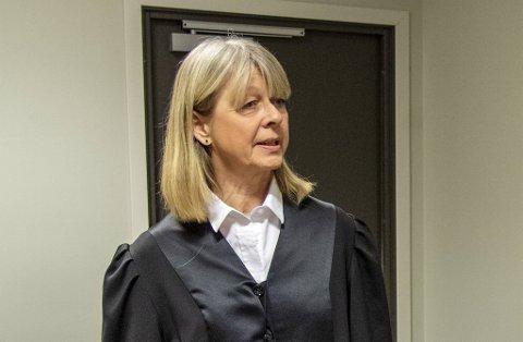 KREVDE FORVARING: Statsadvokat Ellen Cathrine Greve.