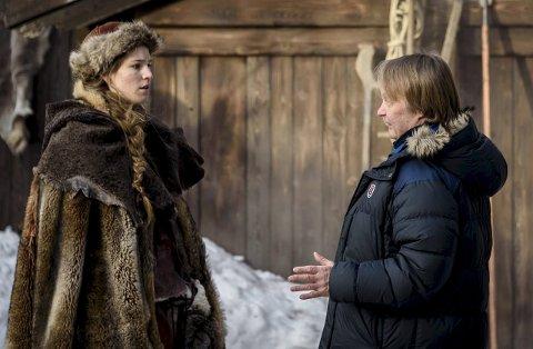 Debutant: Ane Ulimoen Øverli filmdebuterer i Nils Gaups storfilm «Birkebeinerne».