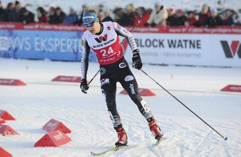 BEITOSTØLEN: I den nasjonale skiåpningen på Beito skal Emil Storjord Vilhelmsen forsøke å klatre på resultatlisten.