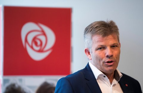 FRYKTER DIGITALT SKILLE: Bjørnar Skjæran i Ap frykter det kan bli et digitalt skille i befolkningen om ikke utbyggingen går raskere.