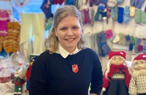 MELDINGEN SOM FORANDRET: I mange år har Janne Våje Nielsen jobbet med forkynnelse og formidling, men en melding fra moren  gjorde at noe i måten hun forkynner nå har forandret seg.