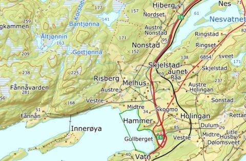 30 ABONNENTER: Norbygda vasslag strekker seg fra området langs E6 fra midt på Nesvatnet, til Hammervantnet og så langt vegen går på nordsiden av vatnet, til grenda Fånnån, opplyser leder i Nordbygda vasslag SA, Guri Skjesol.