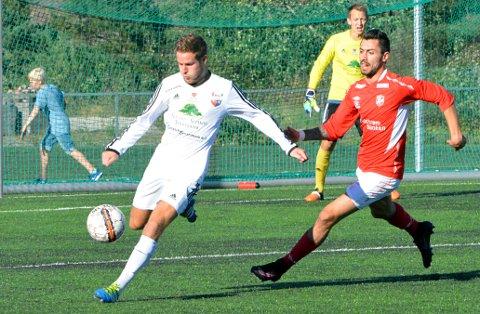 Henrik Jensen og AHFK møter Hallingdal på Gol i dag.