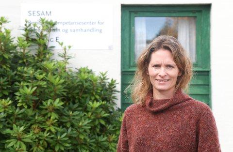 SPENT: Ragnhild Djønne Østerhus skal fredag disputere sin doktorgradsavhandling.