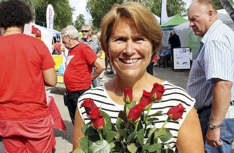 Holdt det hun lovet: Til slutt. Tidligere justis-minister Grete Faremo får sitt fengsel. Arkivfoto