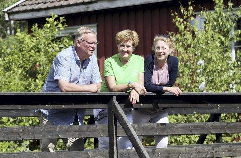 Hvem er det som tramper på min bro? – Jo, det er Senterpartiet! Foto: Pål Nordby