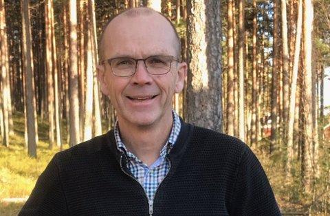 NY KOMMUNEDIREKTØR: Hans Bakke ble tilbudt jobben som ny kommunedirektør i Drangedal.