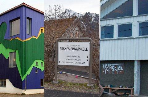 Tilsyn: Utdanningsdirektoratet har nå pågående tilsyn ved Opdøl montessoriskole, Ørsnes privatskole og Vikten skole.