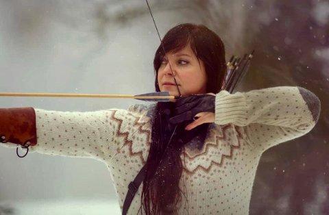 Eventyrlig: – Man kommer i kontakt med naturen på en egen måte, sier Anja Hellem