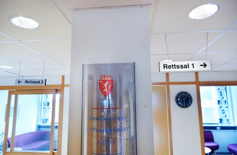 Dømt til fengsel: Namdal tingrett har dømt en mann fra Nordland til fengsel for besittelse av narkotika og oppbevaring av en soft gun-pistol.