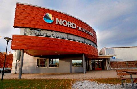 RUSTE OPP ELLER FLYTTE: Nord Universitet i Namsos har to muligheter; enten ruste opp dagens bygg eller flytte inn i en framtidig campus.