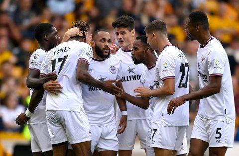 SEIER: Brentford fikk med seg alle tre poengene i lørdagens Premier League-kamp.