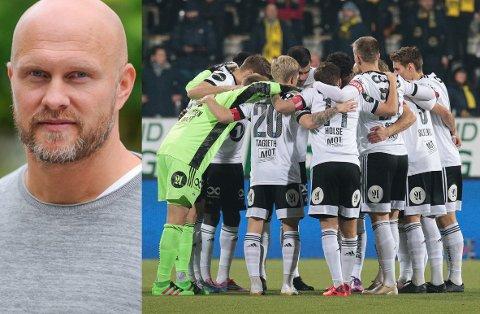 Eurosport-ekspert Joacim Jonsson er ikke nådig med RBKs prestasjon etter tapet i Bodø.