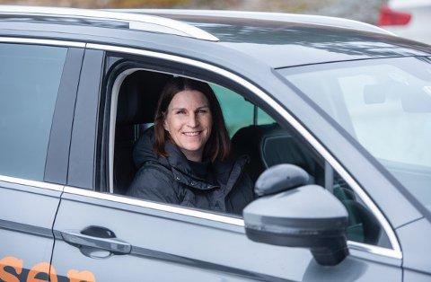 NEGATIV: Anita Kvam er sterkt kritisk til kommunedirektørens forslag om å etablere boligsoneparkering i Ila.