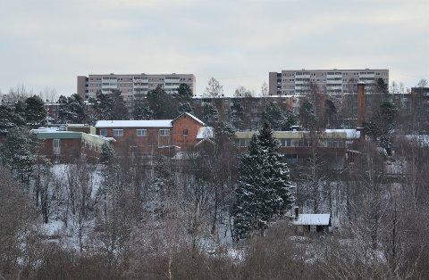 ETERFABRIKKEN: I 2012 ble Den Norske Eterfabrikk kjøpt opp og flyttet fra Bogerud til Karihaugen. I 2013 ble eiendommen lagt ut for salg. Siden den gang har det vært mange runder i byråkratiet om mulig utbygging, kombinert med lokale protestaksjoner.