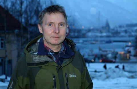 FÅ KLAGER: Finansbyråd Jens Ingvald Olsen (Rødt) sier byrådet ikke har noen intensjon om å øke eiendomsskatten ytterligere.