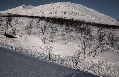 I dette elveleiet ble snøscooteren som Lasse Pettersen (31) kjørte fra Kvandal torsdag 21. mars funnet. Snøscooteren ble funnet i Kvandalkroelva rundt 800 meter fra Storvannet på Øse. Det var venner av Lasse Pettersen som søndag fant snøscooteren og som deretter varslet politiet.