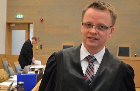 FORSVARSADVOKAT: Håvard Fremstad (52) fra Gjøvik er reoppnevnt for seks år som fast forsvarer ved Gjøvik tingrett og Eidsivating lagmannsrett.