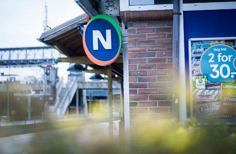 Narvesen-kiosken på Ski stasjon sliter med salget som en følge av togstreiken. Omsetningen har gått ned 68 prosent.