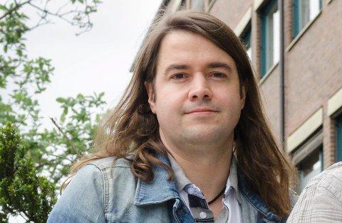 Anders Graven (Sp). Arkivfoto.