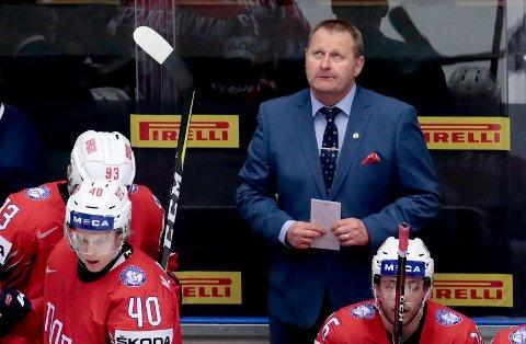 Petter Thoresen fortsetter trolig som landslagssjef for Norges ishockeyherrer.