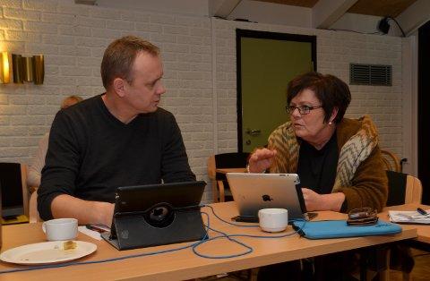 TRAKK SEG: Sissel Frang Rustad trakk seg fra Høyre-lista i Åmot da Ole Erik Hørstad ble nominert som ny førstekandidat.