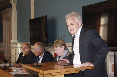 Forsvarer egen habilitet: Trond Ingebretsen mener Vern om Grenland bommer fullstendig når de retter mistanke mot ham og Tom Jacobsen (Ap).