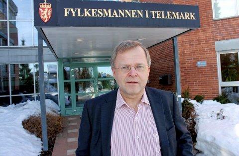 Fylkeslege Steinar Aase skal ha overoppsyn med legenes vurderinger.