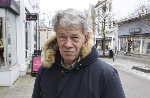 NY LISTE: Lars Iver Larsen i PMB vil ha Porsgrunn til topps.