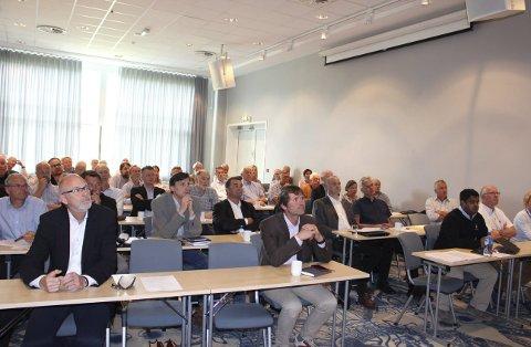 Hele den maritime næringen og maritime myndigheter var til stede da autonome skip var tema på et seminar som Grenland Havn hadde tatt initiativet til. Det er stor tro på at den teknologiske utviklingen må overføres også til skipsfarten i Grenland og Norge.