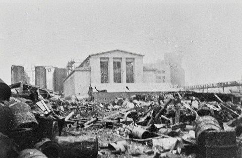 Bombingen av Hydro på Herøya skjedde for nøyaktig 75 år siden førstkommende tirsdag. Men det er det ingen som ser grunn til å markere.