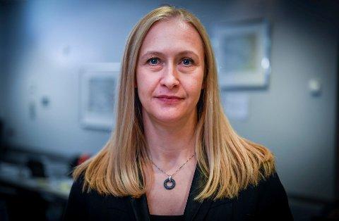 Renate Larsen, styreleder i Helse Nord.