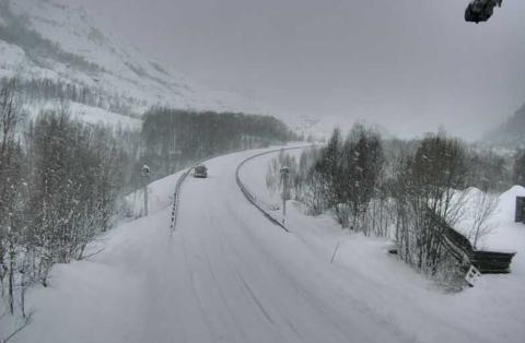Straumdalen i Rødøy torsdag 11. februar.