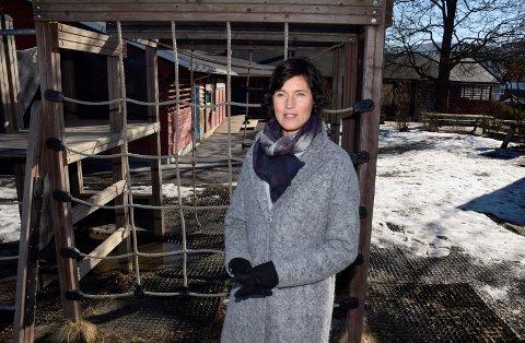 Kommunalsjef Marianne Mortensen kan fortelle at alle de 322 som har søkt barnehageplass i Ringerike har fått en plass.