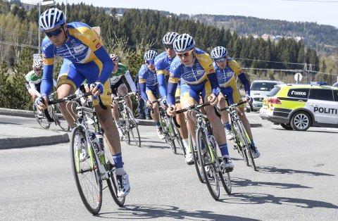 Team Ringeriks-Kraft kjører for lagets første UCI-seier denne sesongen.
