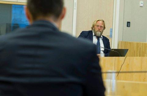 ERSTATNING: Advokat Jon Anders Hasle vil nå kreve erstatning på vegne av sin klient, barnets far.